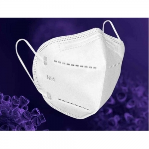 antiviral breathing mask KN95 (comparable to FFP2)