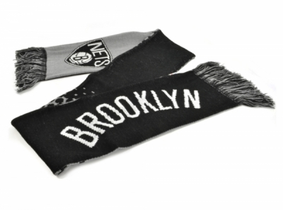 Brooklyn Nets Fade Scarf