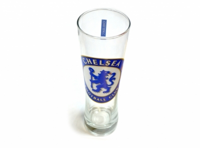 FC Chelsea London Tall Crest Pint Glass