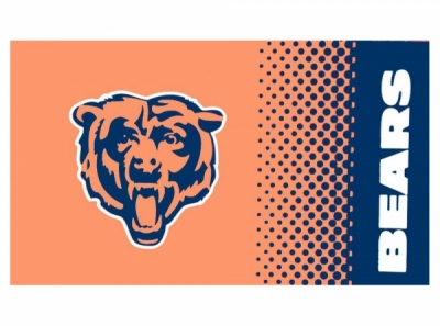 Chicago Bears flag flag about 152 x 91 cm