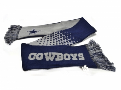 Dallas Cowboys Fade Design Scarf
