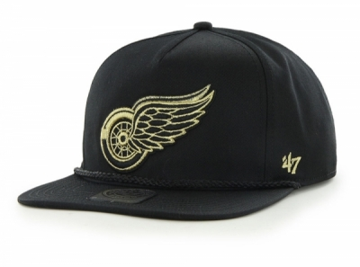 Detroit Red Wings 47 NHL Cap CTL BKA