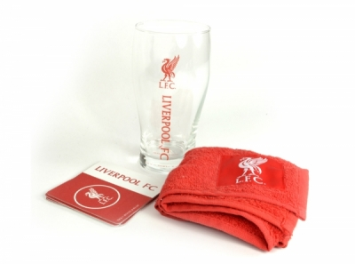 FC Liverpool Mini Bar Set