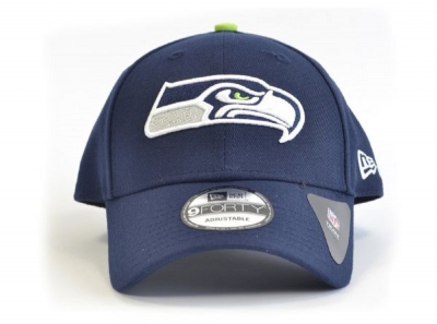 Seattle Seahawks 9 Forty NEW ERA The League Cap