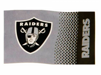 Oakland Raiders flag flag about 152 x 91 cm