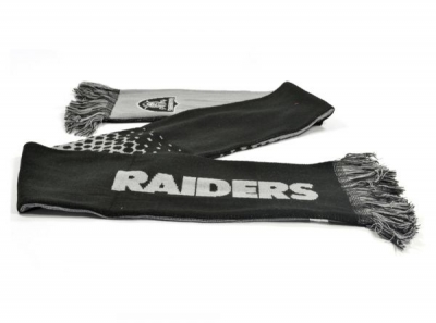 Oakland Raiders NFL Fade Scarf