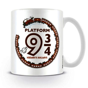 Harry Potter Ceramic Mug - Platform 9 3 / 4