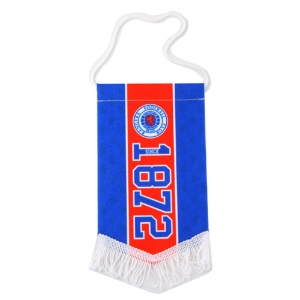 Glasgow Rangers Established Mini Pennant