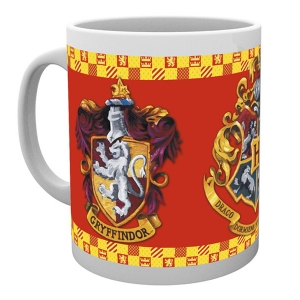 Harry Potter Ceramic Mug - Gryffindor
