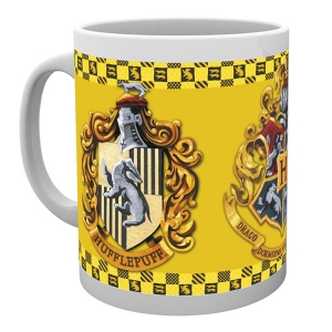 Harry Potter Ceramic Mug - Hufflepuff
