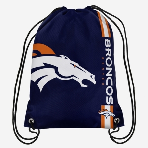 Denver Broncos Big Logo Gym Bag