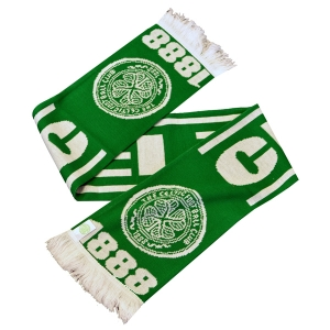 Celtic Glasgow Named Scarf