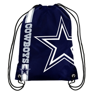 Dallas Cowboys Big Logo Gym Bag