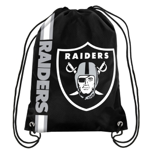 Oakland Raiders Big Logo Gym Bag