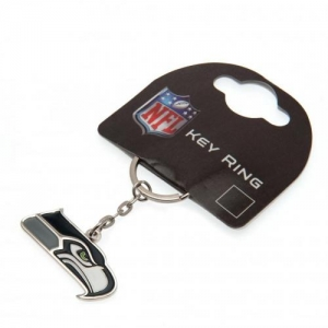 Seattle Seahawks Keyring