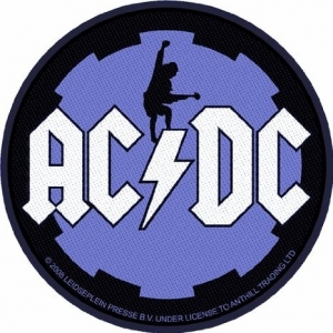 Patch - AC/DC Angus Cog