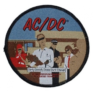 Patch - Ac/Dc Dirty Deeds