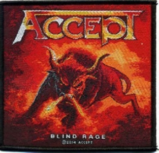 Patch - Accept - Blind Rage