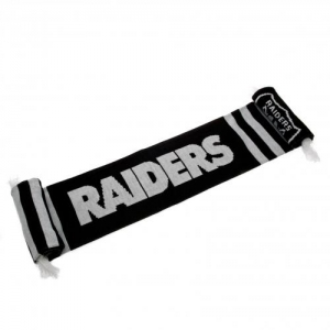 Oakland Raiders WM Scarf