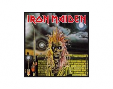 Patch - Iron Maiden - Iron Maiden