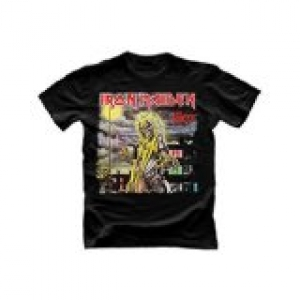 T-Shirt - Iron Maiden - Killer Cover