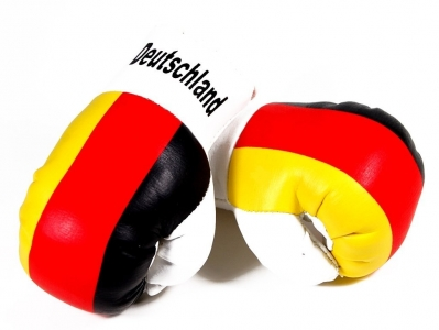 Mini Boxing Gloves - Germany