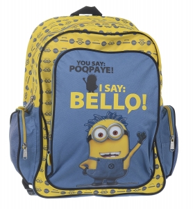 Backpack Minions - School Backpack