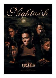 Poster Flag Nightwish Nemo