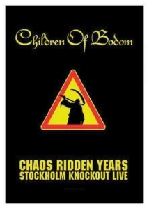 Poster Flag Children of Bodom - Chaos