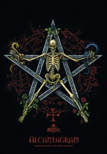 Poster Flag - Alchemy - Alcantagram
