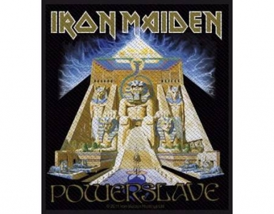 Patch - Iron Maiden - Powerslave