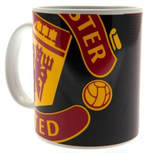 Manchester United Coffee / Tea Mug HT