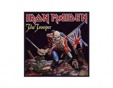 Patch - Iron Maiden - The Trooper