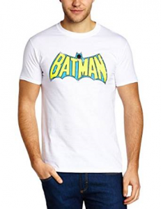 Men's T-Shirt BATMAN-RETRO LOGO