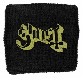 Merchandise Wristband - Ghost Logo