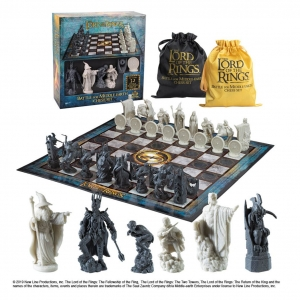 Lord of the Rings - Chess game Battle for Middle Earth