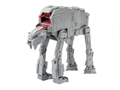 Revell - Star Wars Build & Play model kit with sound & light function 1/164 1st Order Heavy Assault Walker