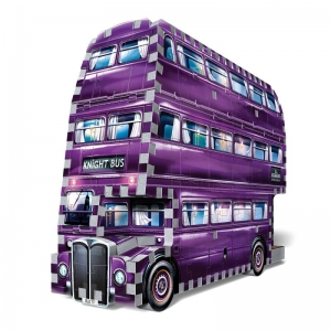 Harry Potter - 3D Puzzle Knight Bus