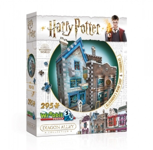 Harry Potter 3D Puzzle DAC Ollivander's Magic Drawers & Scribbulus' Stationery